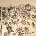 """Knochenhalter"" par Peter Jacquemyn"
