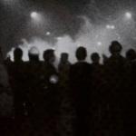 La nuit des barricades. Photogramme du film Le droit à la parole, mai 1968, Michel Andrieu & Jacques Kebadian. ©DR
